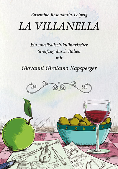 Resonantia Leipzig - La Villanella